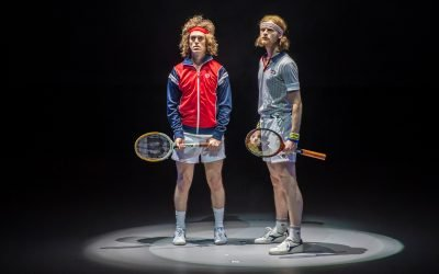 AELTC and Rematch celebrate the 40th anniversary of Borg-McEnroe final